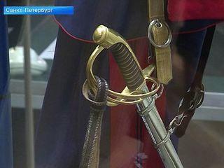 В Санкт-Петербурге представили коллекцию оружия цесаревича Алексея