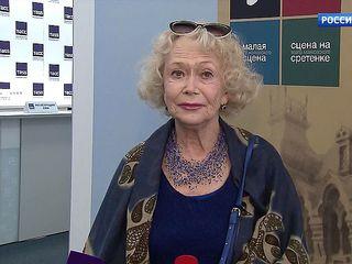 Театр Маяковского открывает сезон фестивалем спектаклей с участием Светланы Немоляевой