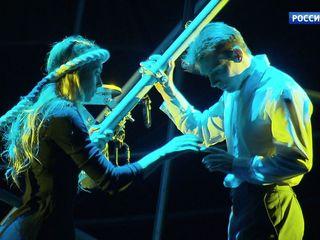 Московский театр мюзикла представит новую цирковую драму «Пари над бездной»
