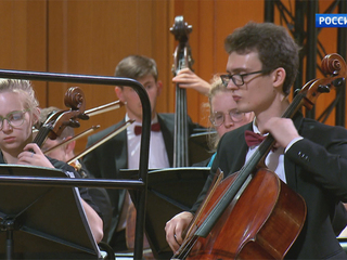 Фестивальный оркестр Бриттена-Шостаковича выступил в Большом зале консерватории