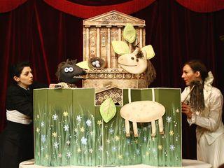 Международный фестиваль театров кукол открывается в Выборге