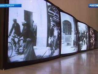 В Салониках проходит биеннале современного искусства