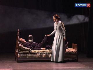 В Москве покажут последний спектакль Някрошюса «Сукины дети»