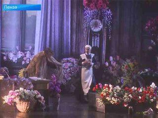 Никита Михалков представил в Пензе спектакль «Метаморфозы-5: Ведьма»