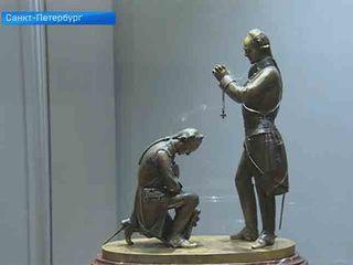 В музее-заповеднике «Гатчина» открылась выставка «Павел Первый и Суворов»