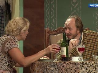 Спектакль «Пришел мужчина к женщине» вернулся в репертуар «Школы современной пьесы»