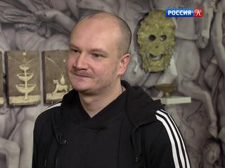 Премию Кандинского за «Проект года» получил художник Евгений Антуфьев