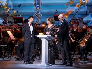 В Петербурге назовут лауреатов Национальной оперной премии «Онегин»