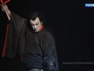 В Японии поставили «Звёздные войны» в стиле театра кабуки