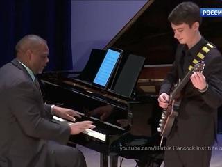 Российский музыкант Евгений Побожий выиграл джазовый конкурс в США