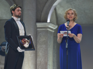 В Москве объявили первых лауреатов театральной премии «Золотая маска»