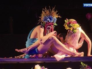 «Коляда-Театр» показал в Москве спектакль «Калигула»