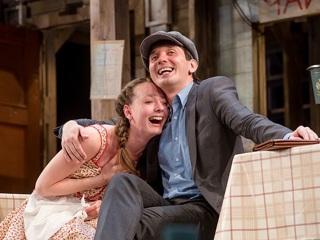 Молодежный театр на Фонтанке отмечает 40-летие