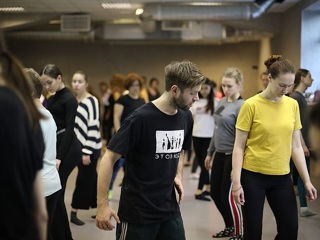 В Москве открылась школа танцев Александра Могилева
