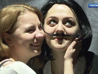 На выставке Дали в Москве проходит конкурс на лучший костюм в стиле художника
