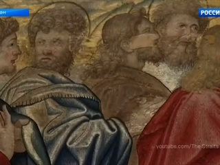 В Сикстинской капелле впервые за 500 лет вывесили все гобелены Рафаэля «Деяния апостолов»