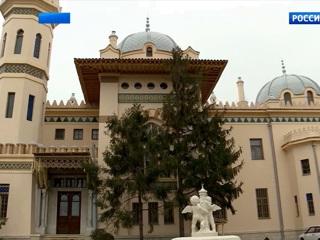В Феодосии не могут завершить реставрацию дачи-дворца Стамболи