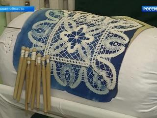 В Кировской области может исчезнуть народный промысел кружевоплетения