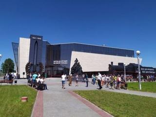 На месте Прохоровского сражения под Белгородом открыли музей подвига тружеников тыла