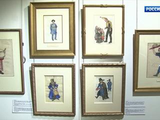 Выставка работ мультипликатора Александра Петрова открылась в Ярославле