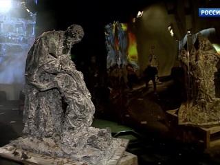 Александр Сокуров представил инсталляцию, посвященную Рембрандту
