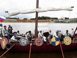 В Великом Новгороде начались Ганзейские дни