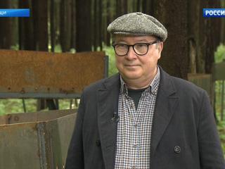 Беседа с куратором выставки «ЧА ЩА» Андреем Ерофеевым