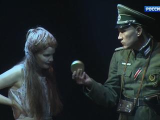 «Человек с глазами Моцарта». Новый спектакль театра «Модерн»