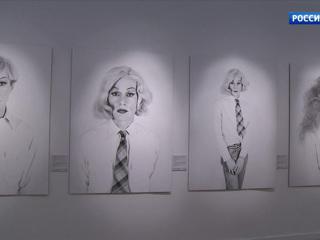 В Новую Третьяковку привезли экспозицию «Я, Энди Уорхол»