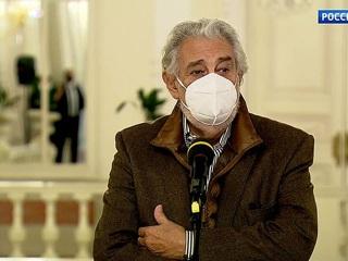 Пласидо Доминго впервые выступит в Большом театре в качестве дирижера