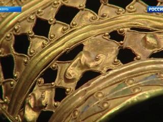 Об экспонатах выставки «Золото кочевников» в Астрахани расскажет виртуальный гид