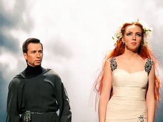 Василиса Бержанская и Александр Миминошвили / Автор: Вадим Шульц