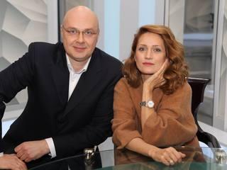 Юлиан Макаров и Виктория Исакова / Автор: Вадим Шульц