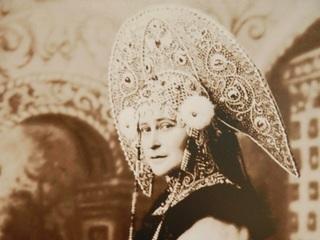 Великая княгиня Елизавета Фёдоровна / Автор: Вадим Шульц