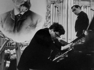 Из истории Конкурса Чайковского. 1962 год. Джон Огдон / Автор: Фото предоставлено пресс-службой Конкурса Чайковского
