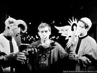 """Владимир Высоцкий. Спектакль """"Жизнь Галилея"""" / Автор: Фото предоставлено пресс-службой Театра на Таганке"""