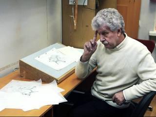 Художник Владимир Шевченко