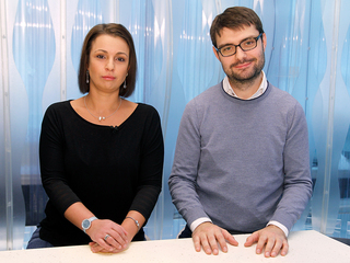 Иван Рудин и Ксения Башмет / Автор: Вадим Шульц