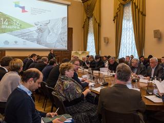 В Санкт-Петербурге обсудили вопросы подготовки  к IV Международному культурному форуму. Фото hermitagemuseum.org / Автор: Фото hermitagemuseum.org