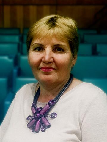 Людмила Дрынкина