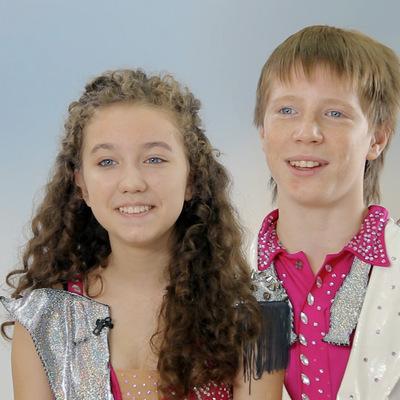 Ангелина Мушто и Сергей Свирин