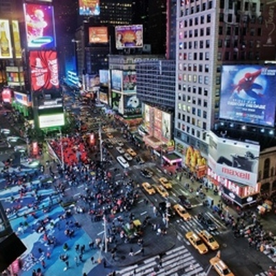 В Нью-Йорке проходит ежегодный парад по случаю Дня благодарения