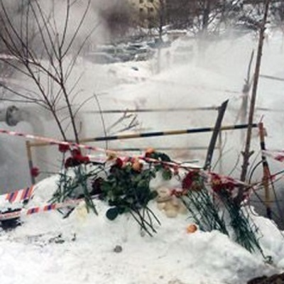 Более 11 тысыч человек остались без тепла в Курске из-за аварии на трубопроводе