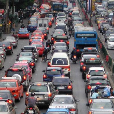 Москвичей предупреждают о пробках по направлению в область