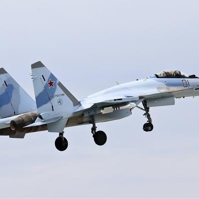 Истребители ВКС заставили бомбардировщики США свернуть в сторону от границы России