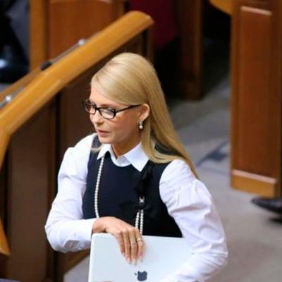 Юлия Тимошенко обвиняет Петра Порошенко в подкупе избирателей