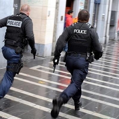 В Брюсселе вспыхнули массовые беспорядки с участием молодёжи