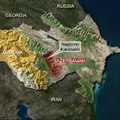 В Нагорном Карабахе вступил в силу режим прекращения огня