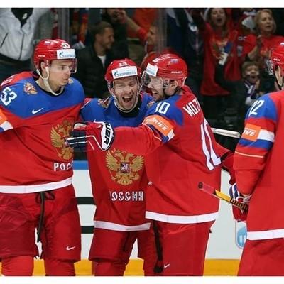Мужская сборная России по хоккею сегодня сыграет против команды Норвегии в четвертьфинале Олимпиады