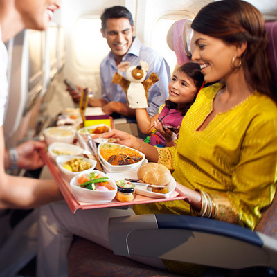 Съедобную посуду намерена использовать авиакомпания Новой Зеландии